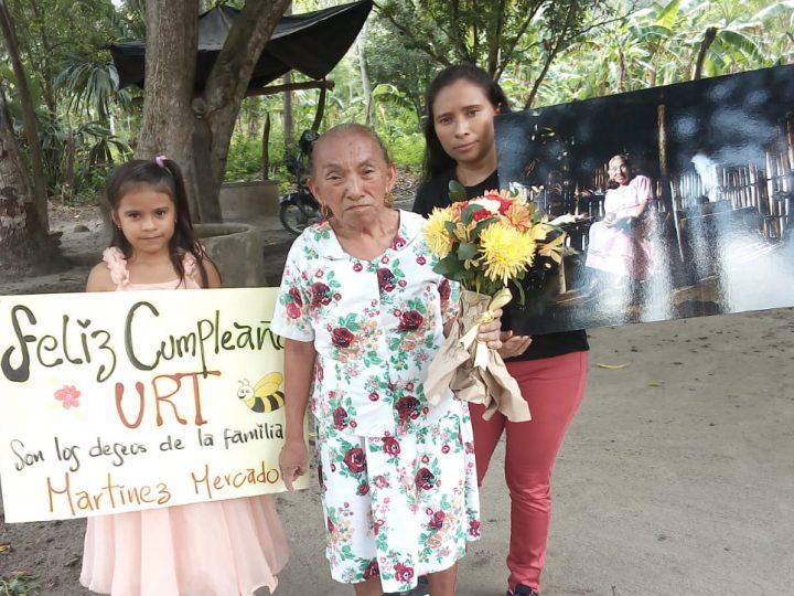 Campesina sucreña es símbolo de la política de restitución de tierras