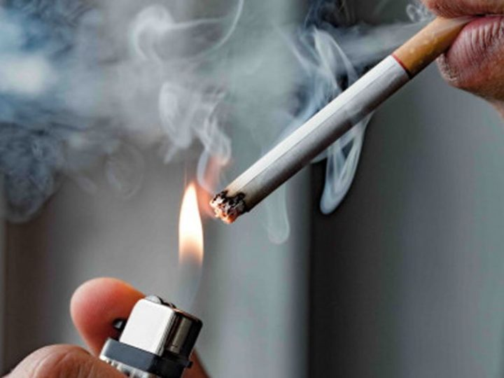 Las personas que fuman tienen mayor riesgo de infección por Covid-19