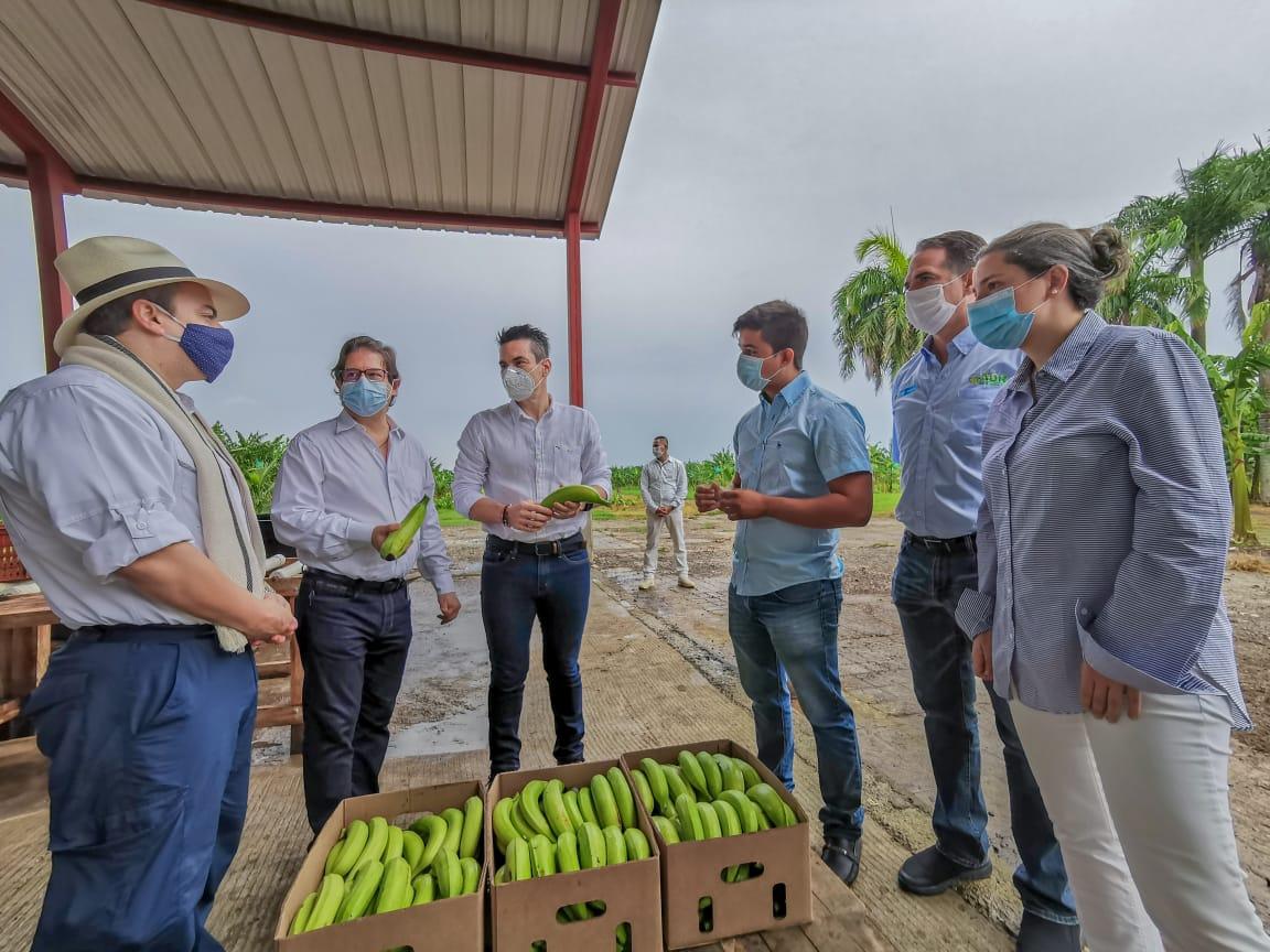 Agencia de Desarrollo Rural anunció inversiones y acompañamiento para crecimiento del campo Monteriano