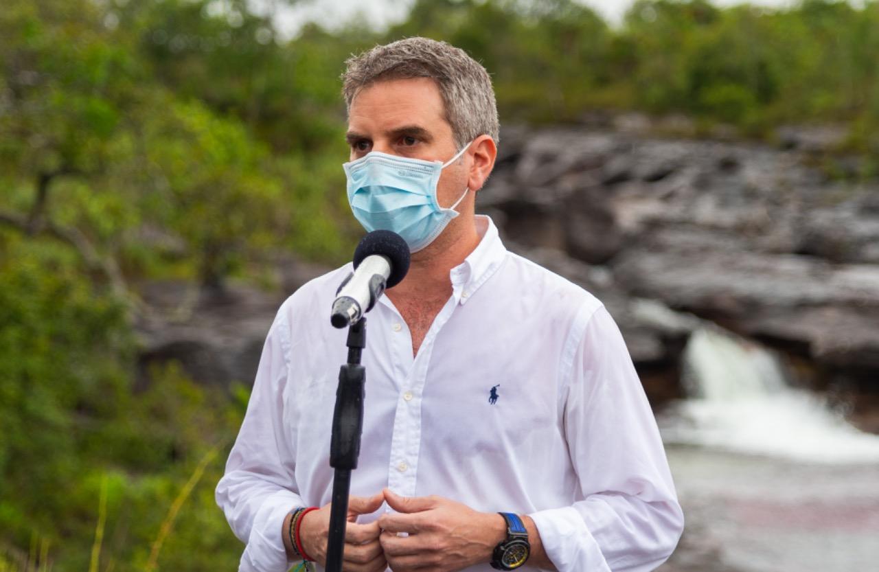 Duque designa a Carlos Eduardo Correa Escaf como nuevo MinAmbiente