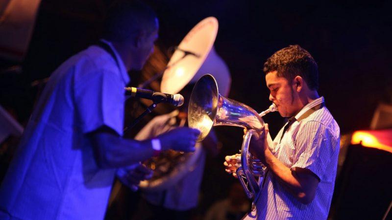 Se acabó la espera. Bolívar resuena y guapirrea a ritmo de su octavo Festival de Bandas Bolívar Primero