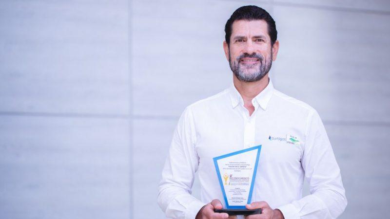 Surtigas gana premio como Gran Prestador de Servicios en Colombia