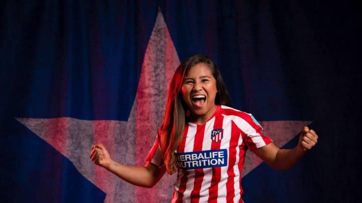 Leicy Santos, la futbolista latinoamericana más valiosa de la temporada 2019/20