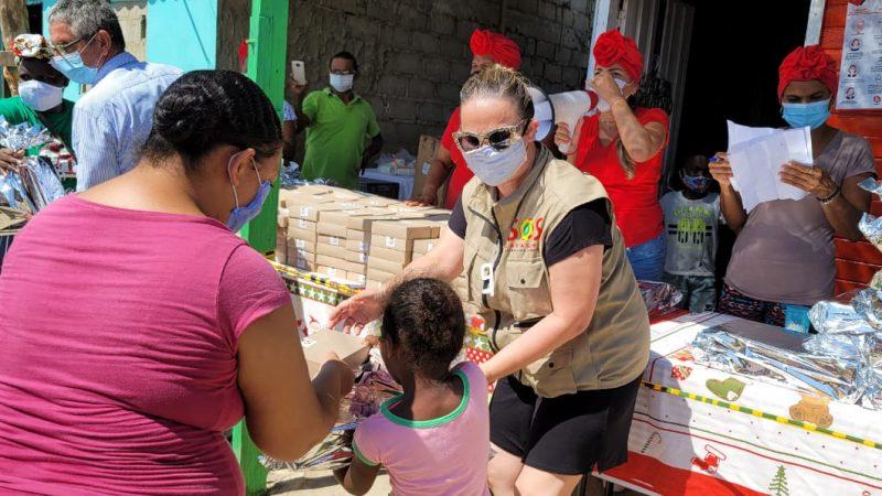 Más de cinco mil millones en ayudas fueron entregados por el Grupo Puerto de Cartagena en 2020
