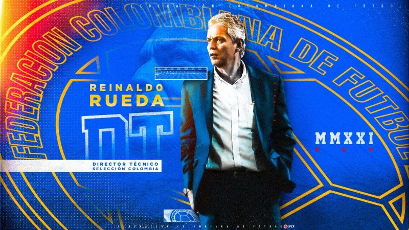 Reinaldo Rueda es nuevo técnico de la Selección Colombia
