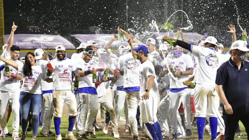 Caimanes, remontó la serie final y es el campeón del Beisbol Colombiano