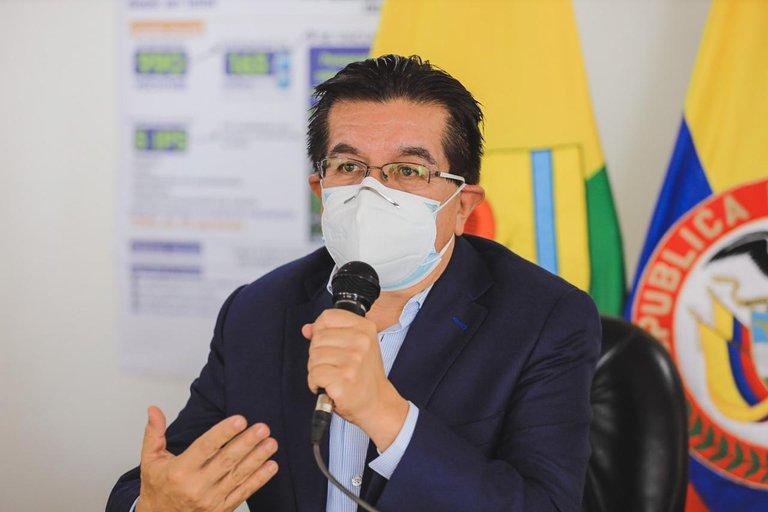Se destinarán 45.000 vacunas de las 192 mil de Sinovac para Amazonas, Inírida y Vaupés