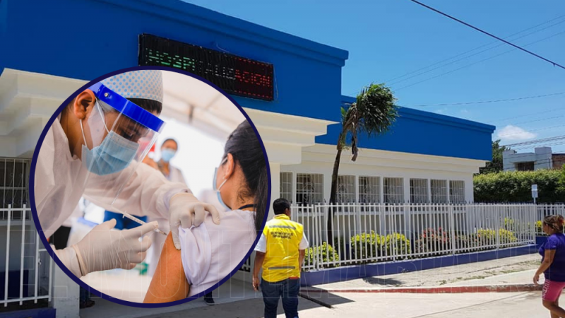 Este lunes primero de marzo inicia vacunación contra el Covid-19 en San Jacinto, Bolívar