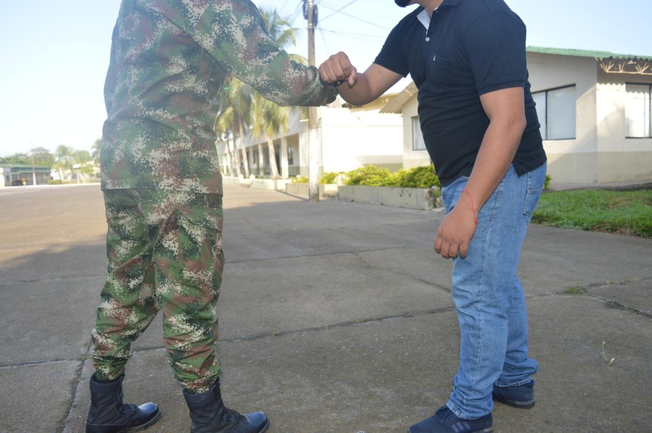 Por presión del Ejército se somete a la justicia integrante del Clan del Golfo en Tierralta, Córdoba