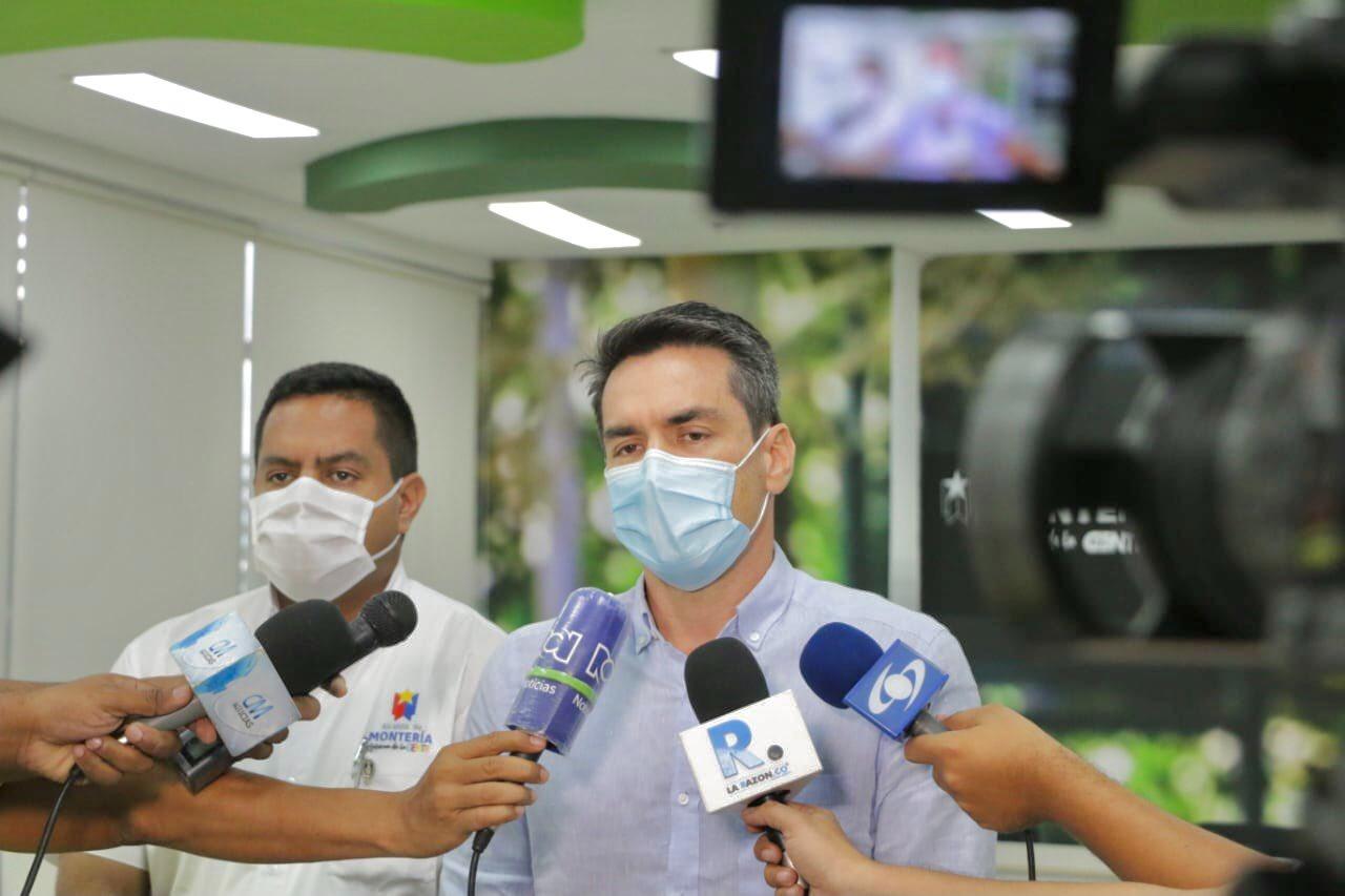Alcalde de Montería rechaza ataque a policías