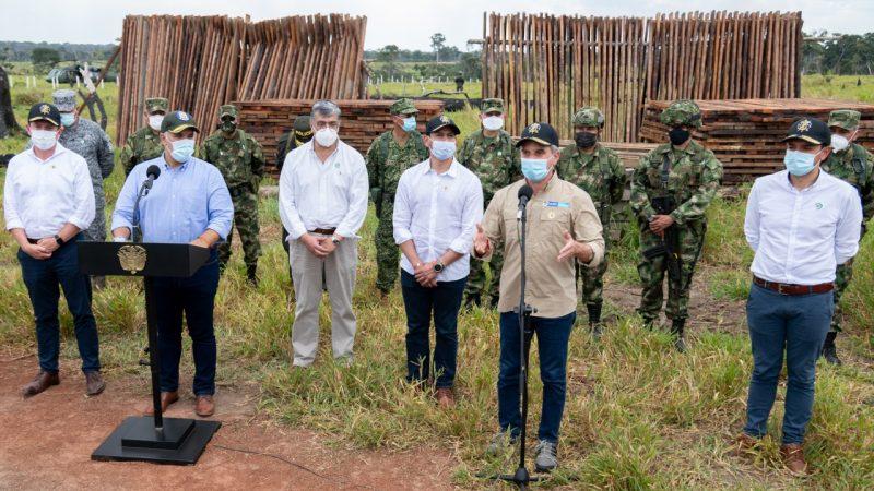 Minambiente presentará Ley para endurecer penas por delitos ambientales en el país