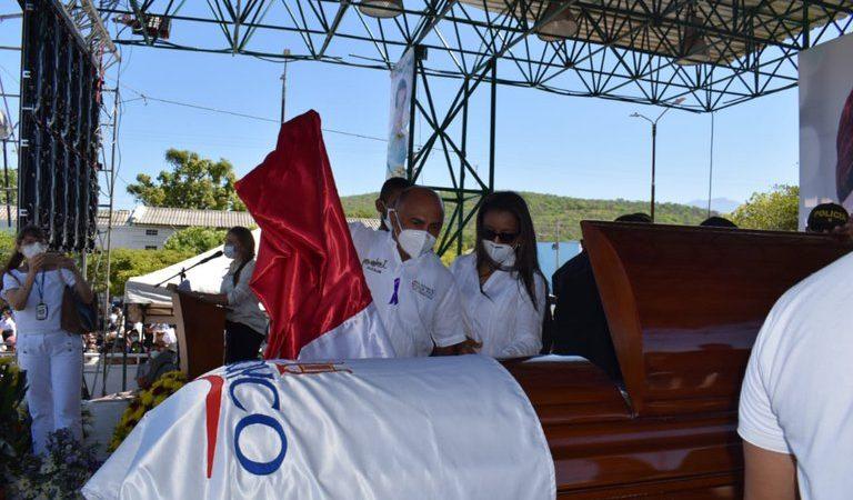 Cuerpo de Jorge Oñate llegó a La Paz, allí recibirá el último adiós de sus allegados