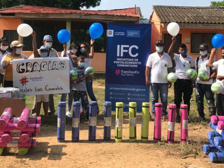 Prosperidad Social fortalece iniciativas comunitarias en seis municipios vulnerables de Córdoba