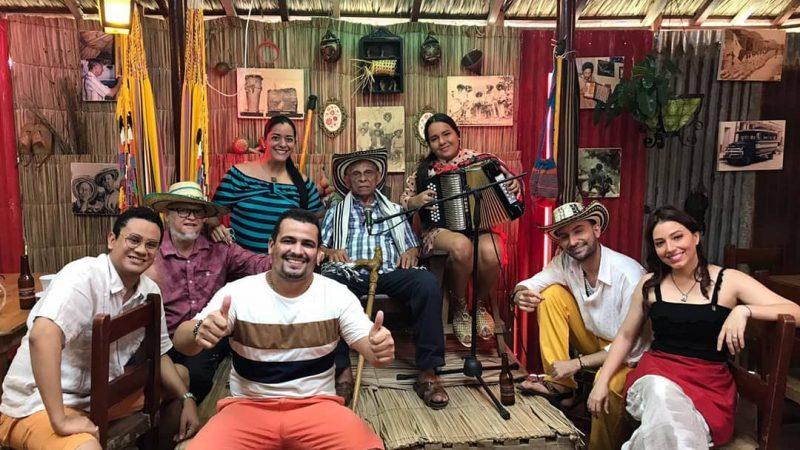 'El Gurrufero' serie que muestra las tradiciones y costumbres de San Jacinto, Bolívar