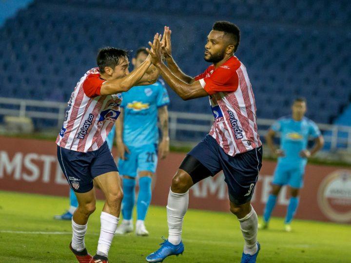 Junior gana el duelo ante Bolívar en el Metropolitano y clasificó en la Libertadores