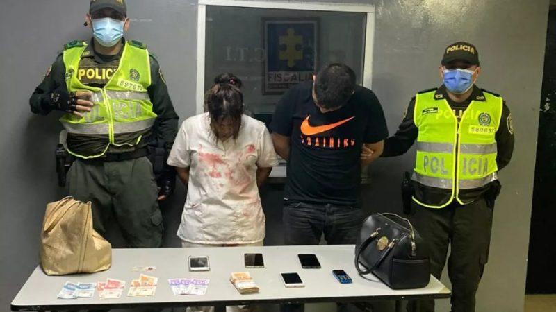 Falsos enfermeros roban casa tras fingir que iban a realizar pruebas COVID