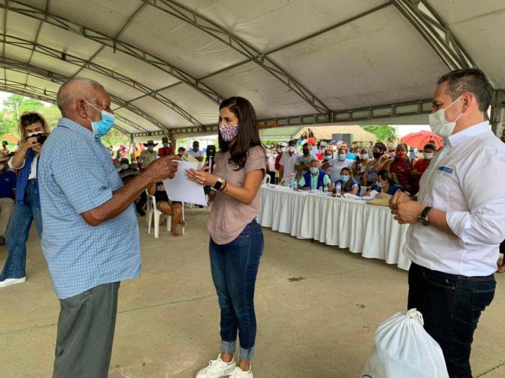 Unidad entrega indemnizaciones por $1.895 millones a víctimas en El Salado, Bolívar