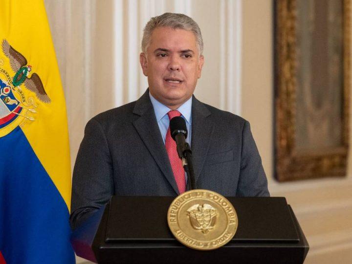 Imagen del presidente Iván Duque tiene una desfavorabilidad del 65% en el país