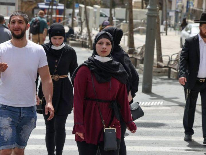 Israel se quita el tapabocas en la calle gracias a la masiva vacunación contra el Covid-19