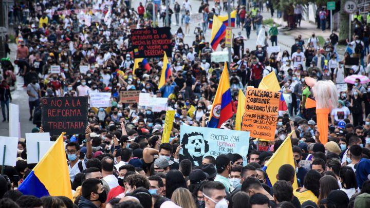 Reunión con Duque será exploratoria, manifestaciones no se detendrán: Comité Nacional del Paro