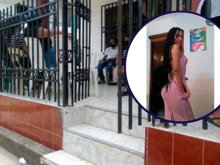 Joven de 22 años fue asesinada en Cartagena, por dos sujetos que intentaron robarle el celular