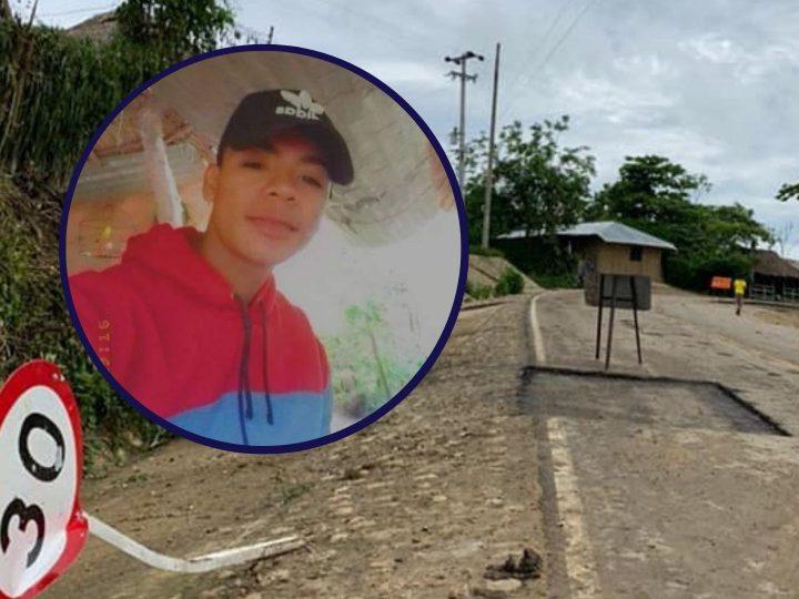 Fatal accidente deja un joven muerto y otro herido en zona rural de El Carmen de Bolívar