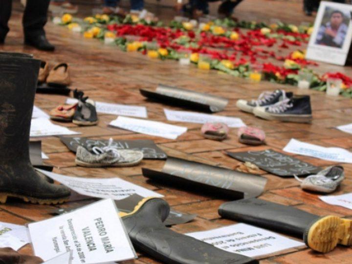 Naciones Unidas denuncia que en Colombia  no cesan las desapariciones forzadas ni en pandemia