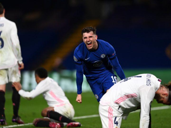 Chelsea noquea a Real Madrid en Champions y firma la final inglesa