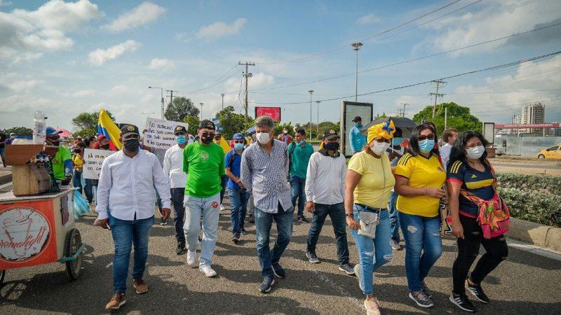 «Tarde o temprano me van a destituir»: Alcalde de Cartagena ante indagación de la Procuraduría