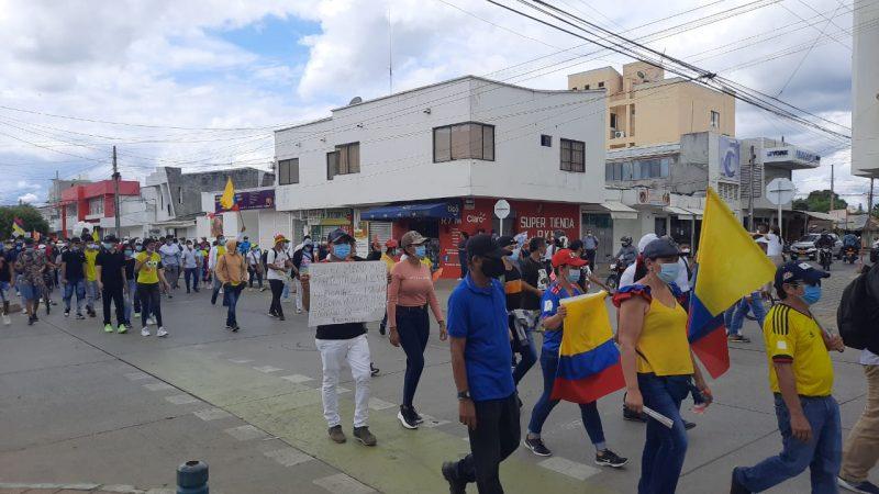 Alcaldía de Montería realizará toma de pruebas Covid-19 para jóvenes que marcharon