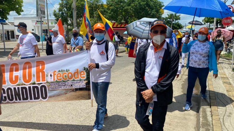 Conozca el recorrido de las marchas en apoyo al Paro Nacional este viernes en Montería