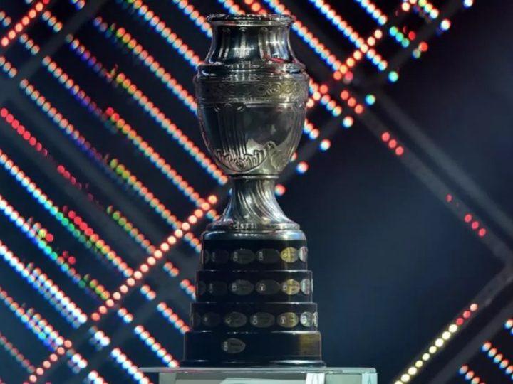 La Conmebol anunció que la Copa América se jugará en Brasil