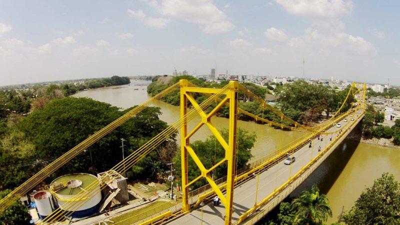 Sociedad Cordobesa de Ingenieros recomendó no usar puente metálico para manifestaciones