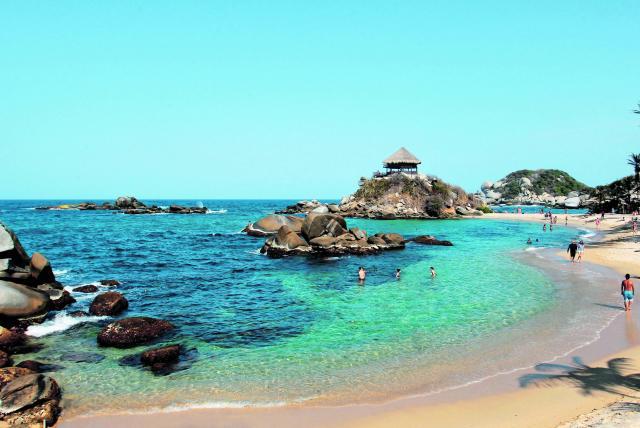 Siete increíbles playas en Colombia que deberías conocer