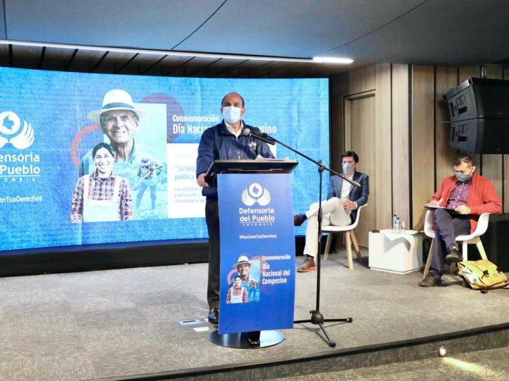 Defensoría del Pueblo pide que se garantice la seguridad alimentaria en el país